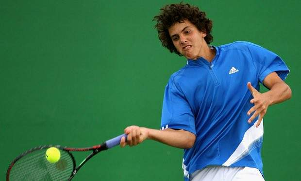 Former tennis player Isaac Frost | File | AP