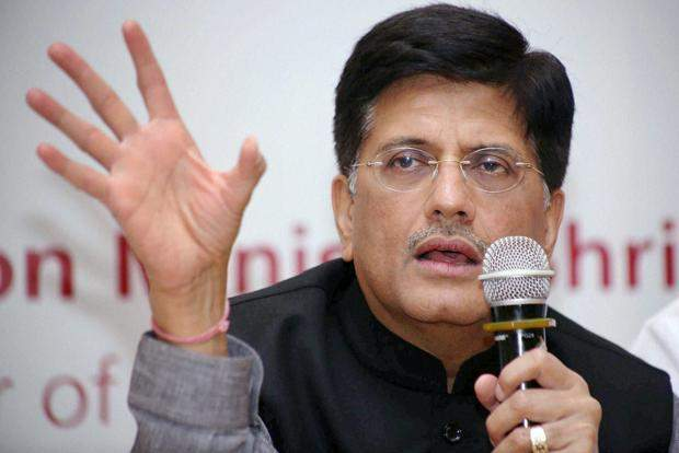 Union Minister Piyush Goyal | File | PTI