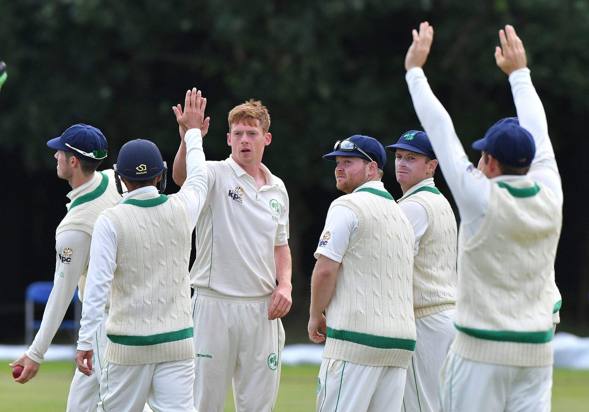 Ireland's record is just as enviable, with 24 wins, three losses and 10 draws in 37 matches. But they will now be leaving that competition behind at the end of the year, with the door to Test cricket now wide open to them.