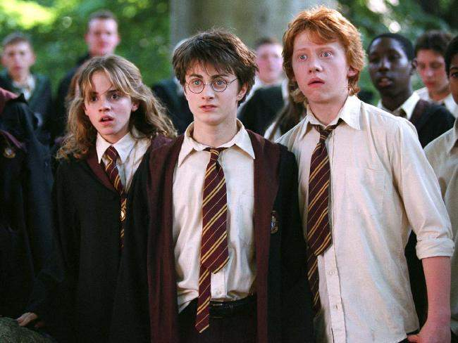 Daniel Radcliffe (Harry Potter), Emma Watson (Hermione Granger)and Rupert Grint (Ron Weasley) became the highest paid child actors of their time. (Photo | AP)