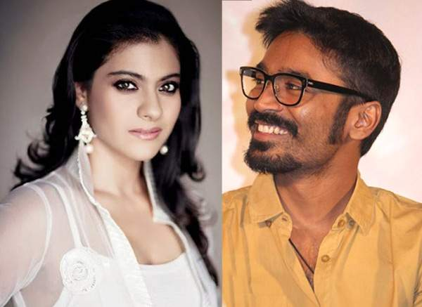 Kajol and Dhanush are together for the first time on the big screen. | IANS