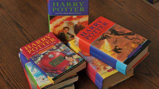 The book is an instant success, selling well and winning several awards. Scholastic Books which won publication rights in an auction for the U.S. edition, gave Rowling an advance over $100,000, a record for a foreign children's book. (Photo | AP)