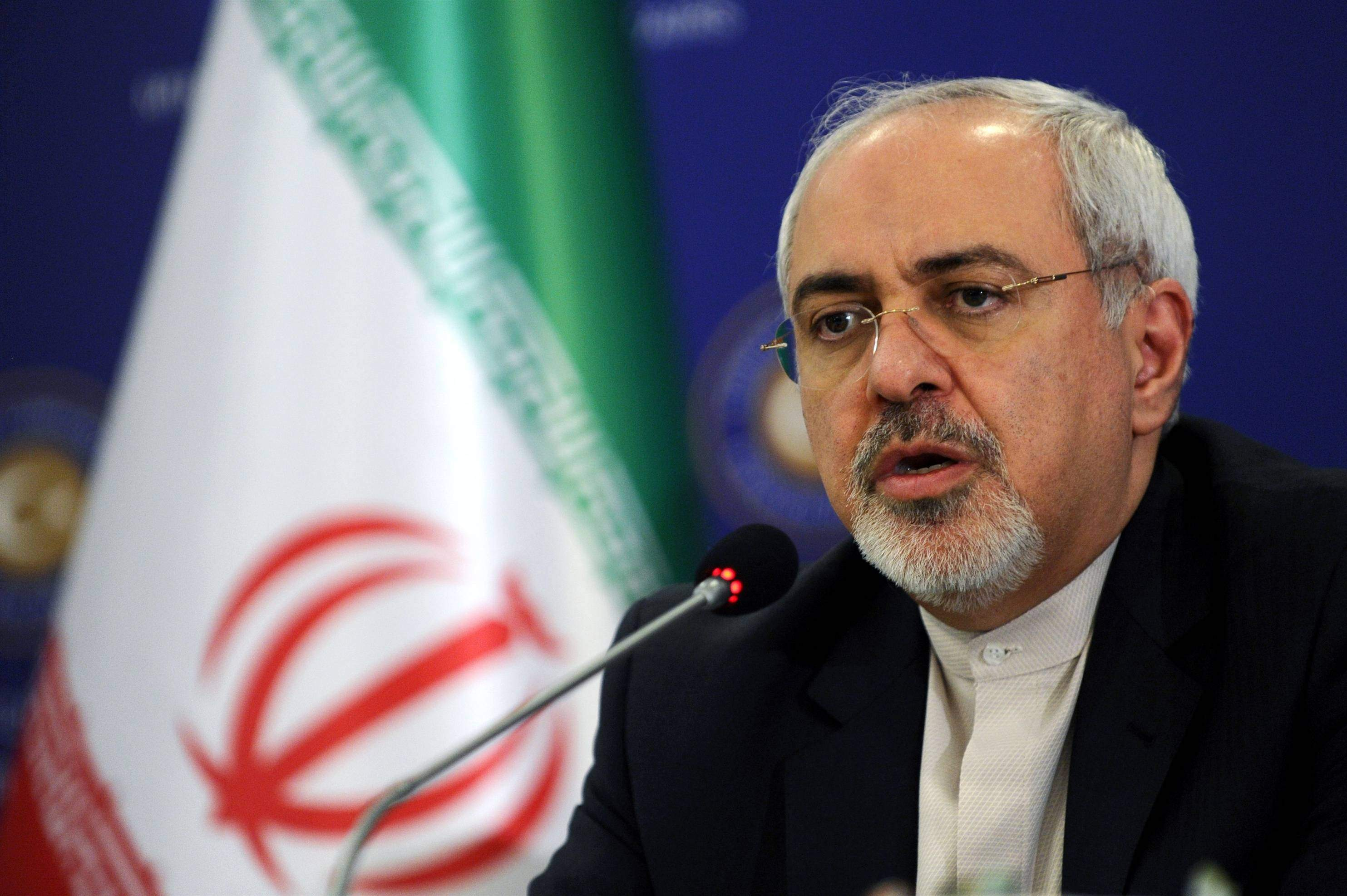 '..Instead of policies empowering extremists, the US should join the real fight against them,' Zarif said.