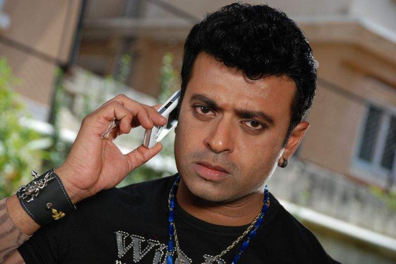 Actor Riyaz Khan