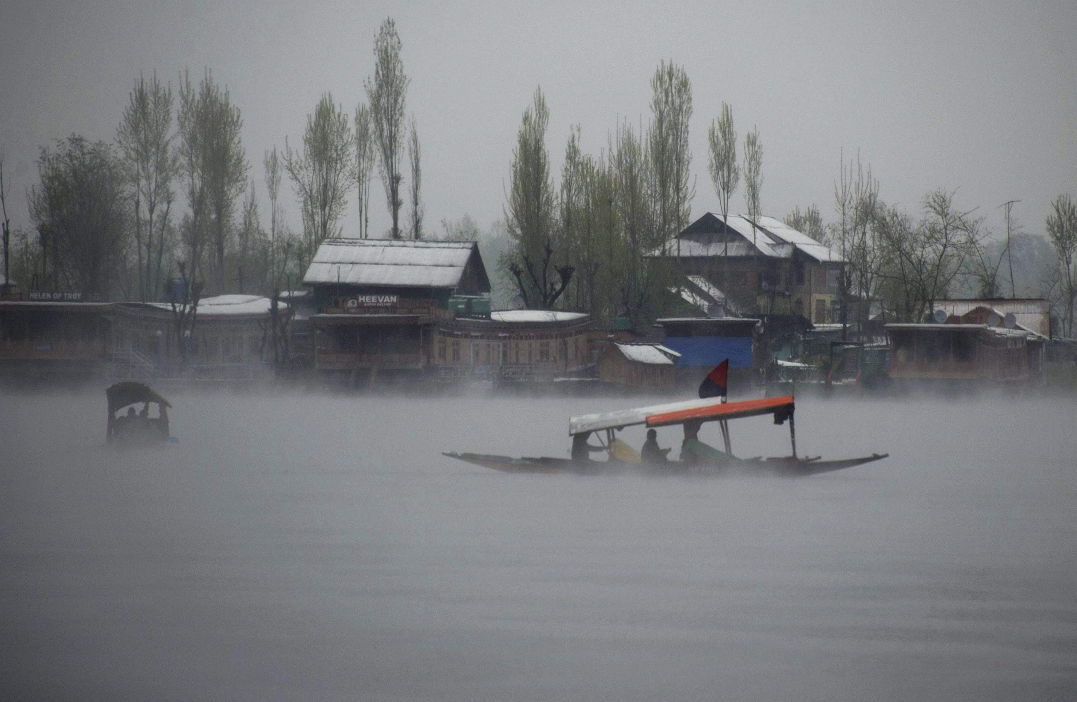 In Manipur, the flash floods caused by torrential rainfall inundated several areas of the Imphal Valley.