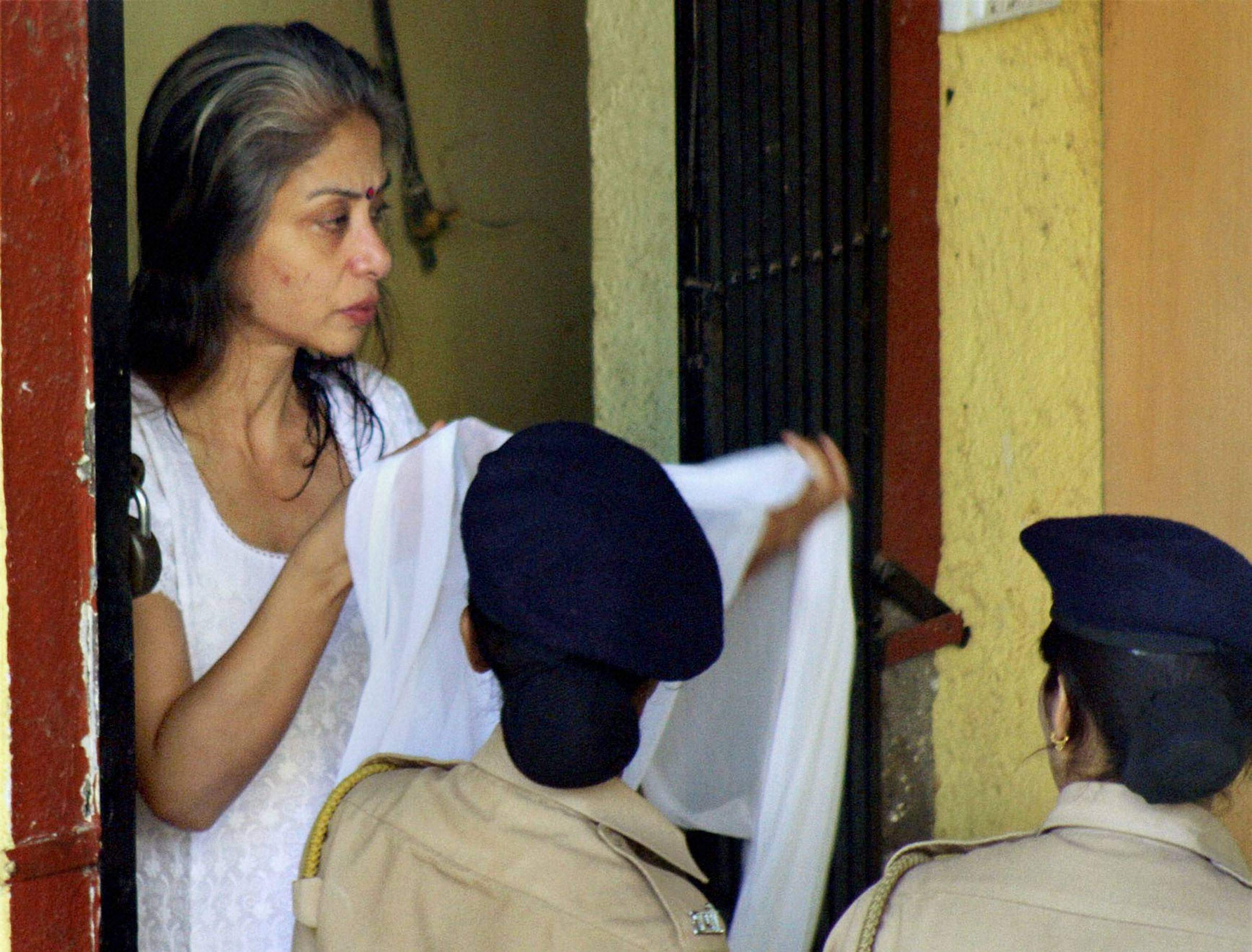 Indrani, her former husband Sanjeev Khanna and ex-driver Shyamvar Rai are accused of killing 24-year-old Sheena, Indrani's daughter from an earlier relationship, on April 24, 2012.