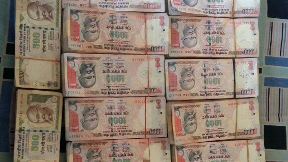 The Rs 1000 and Rs 500 bank notes that were demonetised by the government in November 2016 constituted 86% of the currency in circulation.| File Photo