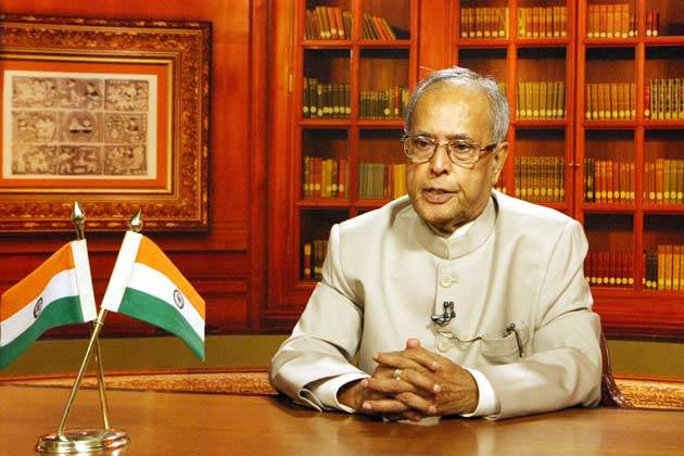 President Pranab Mukherjee | PTI File Photo