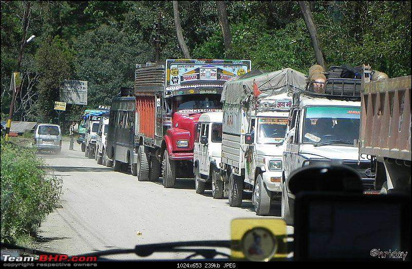 To deal with frequent traffic jam in the tourist town, the HC directed the regional and state transport authorities to not issue any further permit for plying taxi to Nainital.