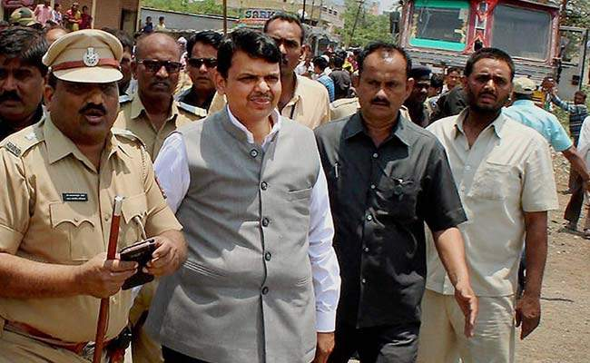 Maharashtra Chief Minister's Office denied any incident of chopper involving Devendra Fadnavis.|IANS