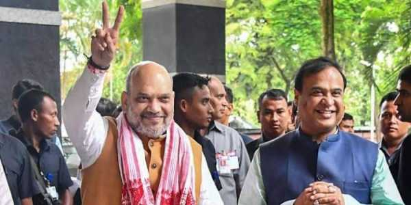 Assam Finance Minister, Himanta Biswa Sarma, pan India NRC