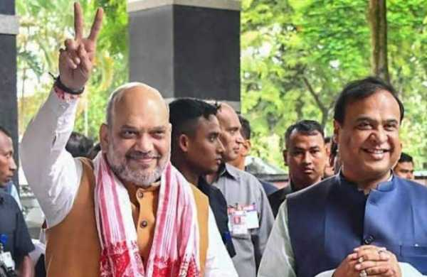 Assam Finance Minister Himanta Biswa Sarma happy that there will be a pan-India NRC. (Photo|PTI)