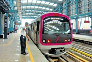 Services resume after 11:30 a.m in the Bengaluru Metro.