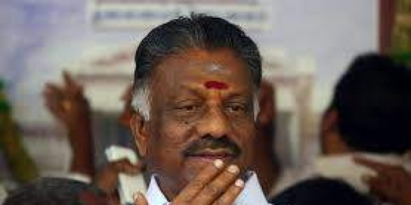 Former CM of Tamil Nadu, O Panneerselvam (File Photo | ENS)