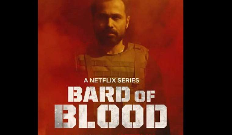 Emraan Hashmi starer Bard of Blood to be released in September